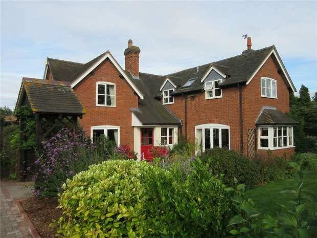 5 Bedrooms Detached House for sale in 26 Kynnersley, Telford, Shropshire