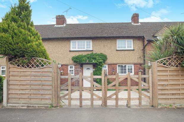 4 Bedrooms Terraced House for sale in Hersham, Walton On Thames, Surrey