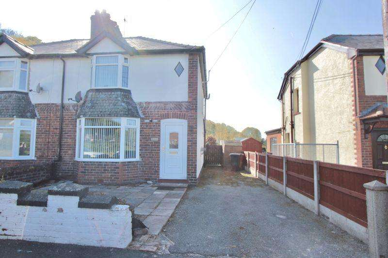 2 Bedrooms Semi Detached House for sale in Fairfield Avenue, Ffynnongroyw