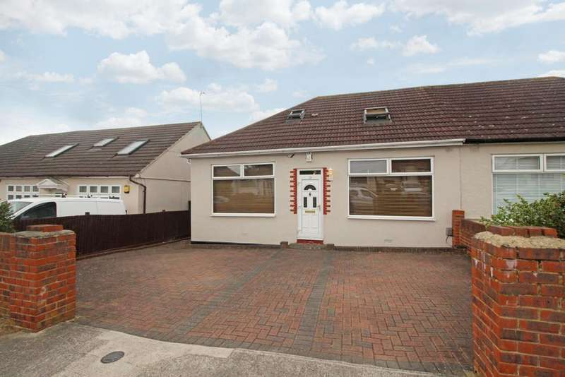 4 Bedrooms Bungalow for sale in Orchard Avenue Belvedere DA17