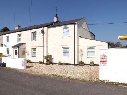 7 Bedrooms End Of Terrace House for sale in Carland Cross, Mitchell, Newquay