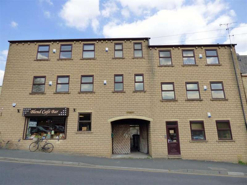 2 Bedrooms Flat for sale in Cross Lane Court, Cleckheaton
