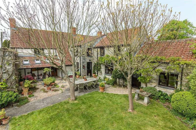 4 Bedrooms Detached House for sale in Sutton Road, Somerton, Somerset