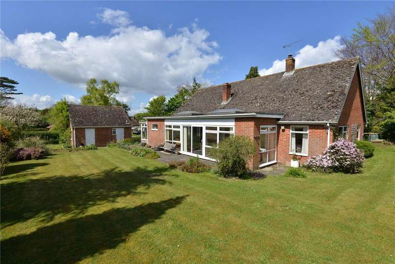 2 Bedrooms Detached House for sale in Martin, Fordingbridge, Hampshire, SP6