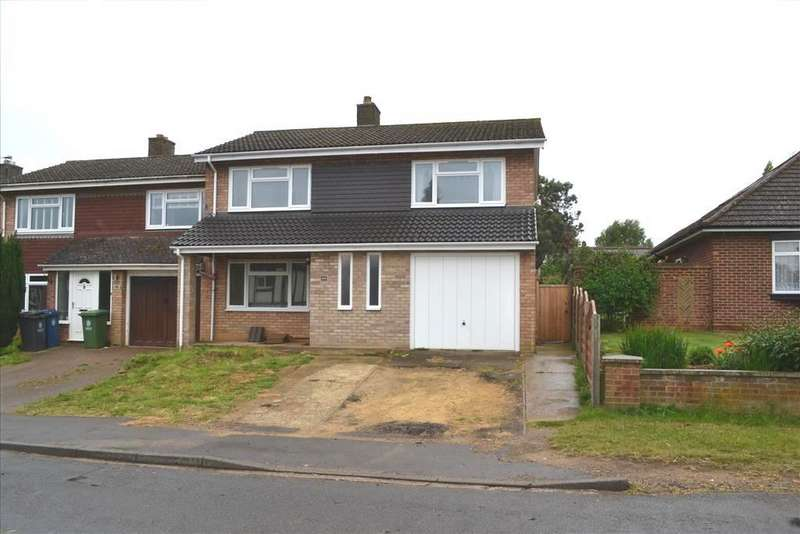 3 Bedrooms End Of Terrace House for sale in Green End, Gamlingay, Sandy, SG19