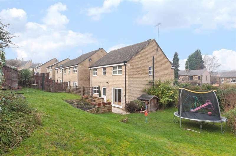 4 Bedrooms Detached House for sale in Apperley Road, Apperley Bridge, BD10