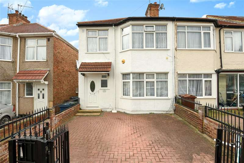 3 Bedrooms Semi Detached House for sale in Hill Road, Harrow, Middlesex, HA1