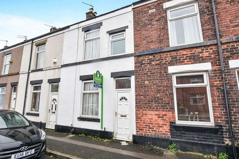 3 Bedrooms Property for sale in Lever Street, Radcliffe, Manchester, M26