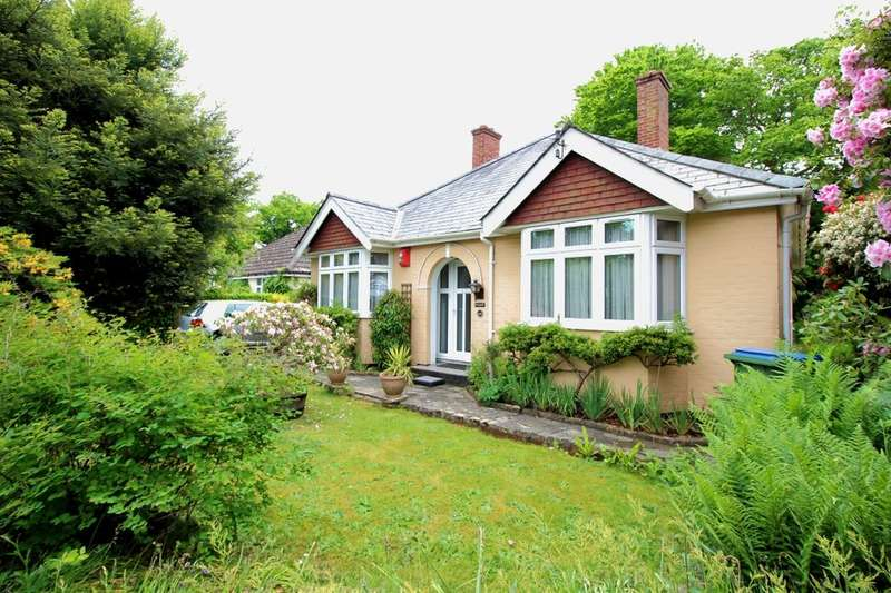 3 Bedrooms Detached Bungalow for sale in Pycroft Brook Lane, Sarisbury Green, Southampton, SO31