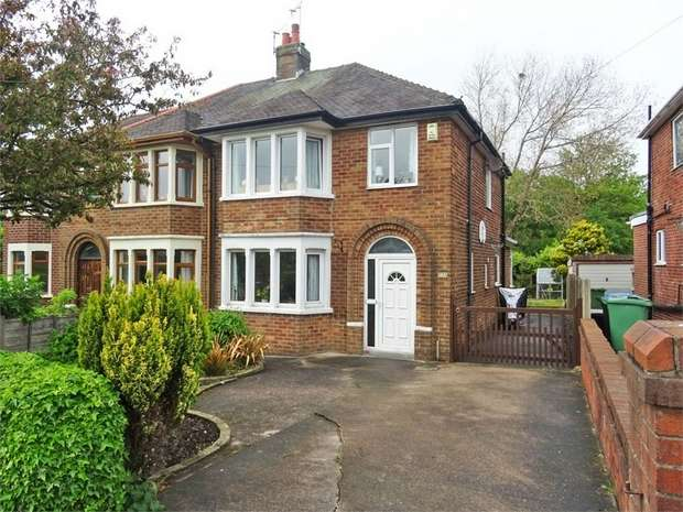 4 Bedrooms Semi Detached House for sale in Blackpool Old Road, Poulton-le-Fylde, Lancashire