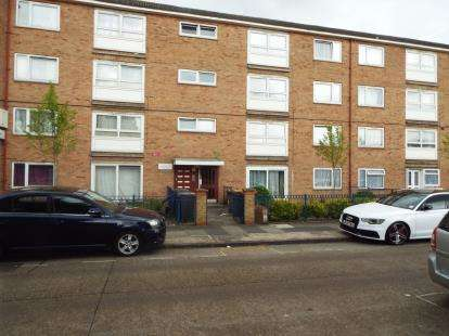 2 Bedrooms Flat for sale in Manor Park, London