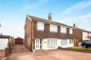 3 Bedrooms Semi Detached House for sale in Alexander Drive, Faversham, Kent, .