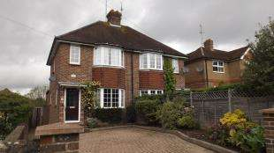 3 Bedrooms Semi Detached House for sale in Dunnings Road, East Grinstead, West Sussex