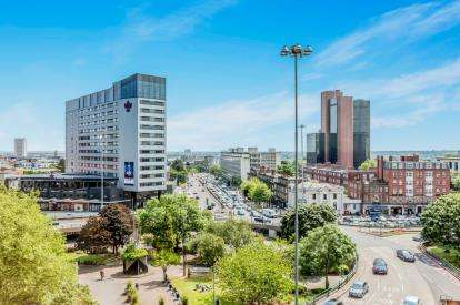 1 Bedroom Flat for sale in Metropolitan House, 1 Hagley Road, Birmingham, West Midlands