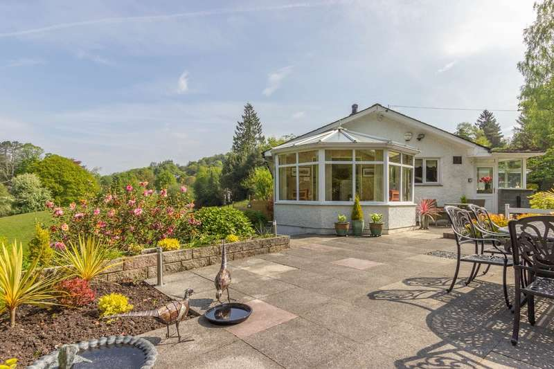 4 Bedrooms Detached Bungalow for sale in Maple Bank, Longtail Hill, Bowness-on-Windermere