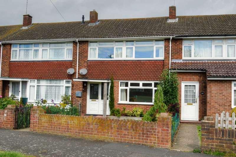 3 Bedrooms Terraced House for sale in Hulbert End, Aylesbury