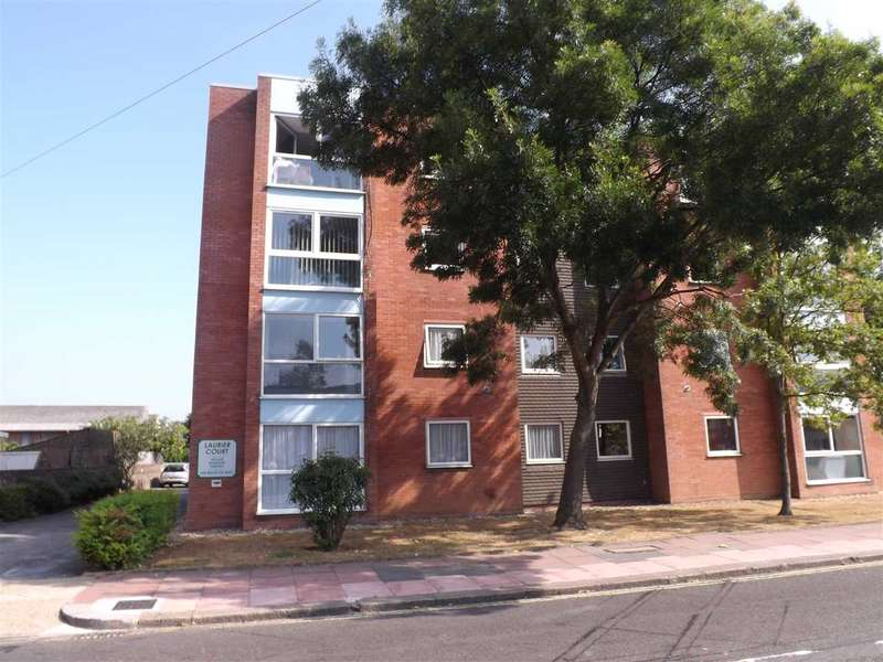 2 Bedrooms Apartment Flat for sale in Laurier Court, Northcourt Road, Worthing