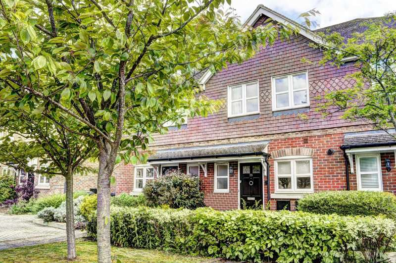 2 Bedrooms Terraced House for sale in Siareys Close, Chinnor