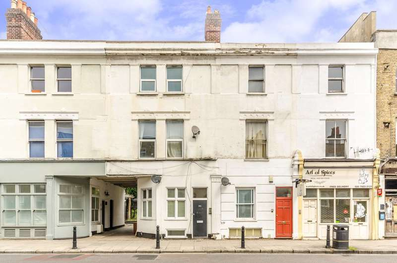 Terraced House for sale in Balls Pond Road, Islington, N1