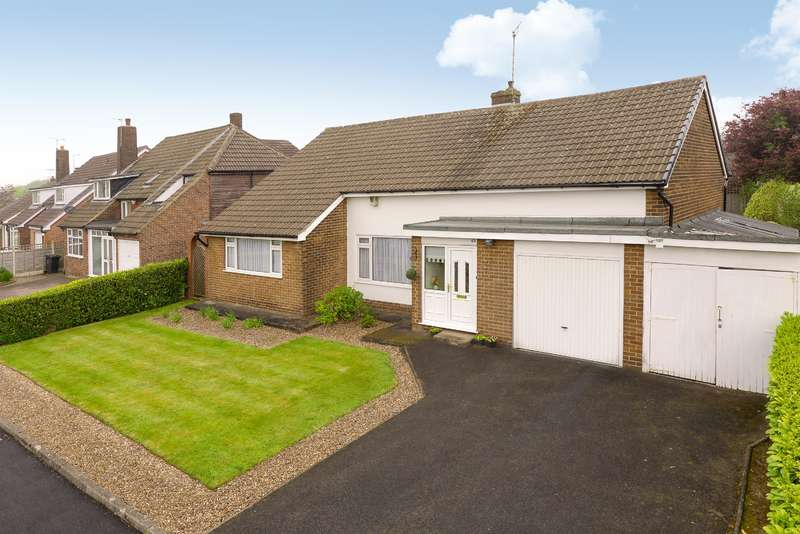 3 Bedrooms Bungalow for sale in High Ash Drive, Shadwell, Leeds, LS17 8QZ
