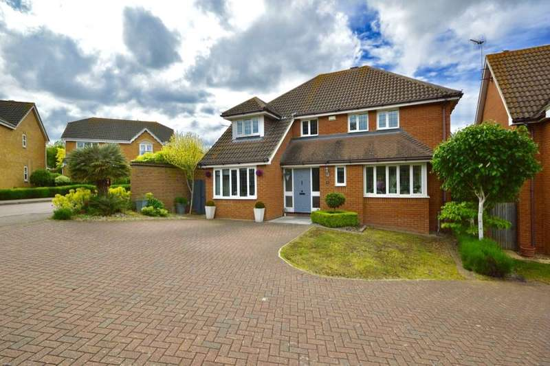 5 Bedrooms Detached House for sale in Hawkenbury Rise, Rochester, ME2