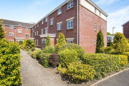 2 Bedrooms Flat for sale in Brampton Drive, Bamber Bridge, Preston, PR5