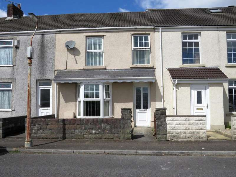 3 Bedrooms Terraced House for sale in Smyrna Street, Plasmarl, Swansea