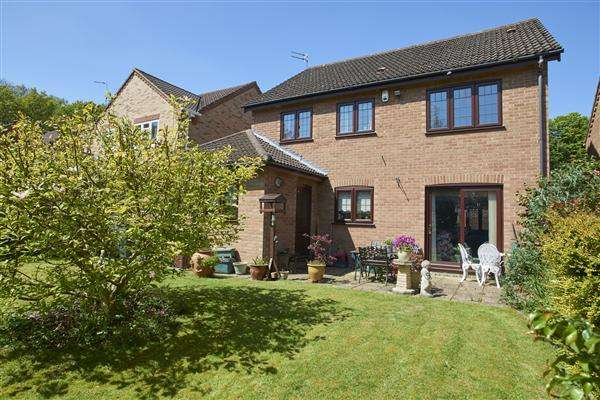 Detached House for sale in Shakespeare Way, Taverham