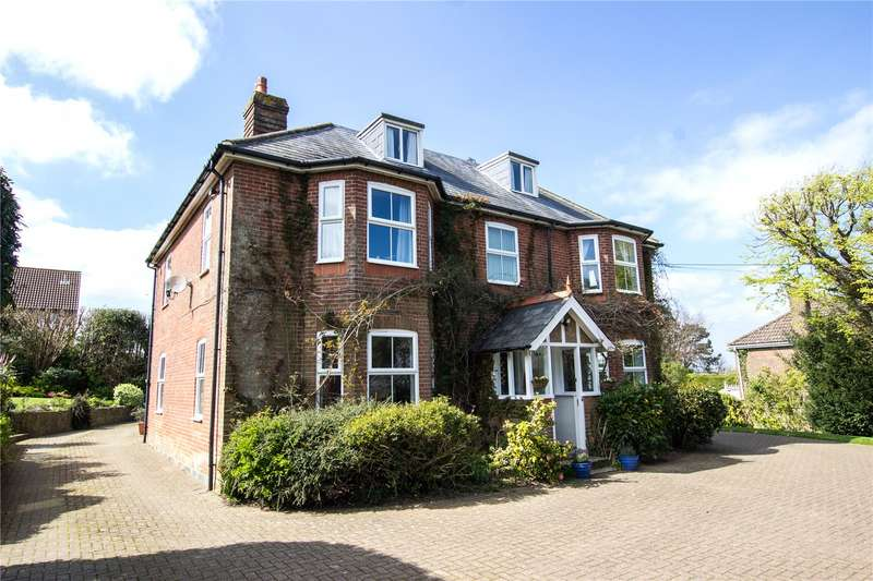 5 Bedrooms Detached House for sale in Scotsford Road, Broad Oak