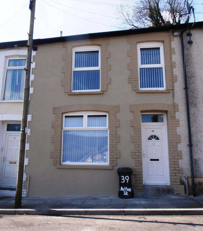 2 Bedrooms Terraced House for sale in Arthur Street, Mountain Ash