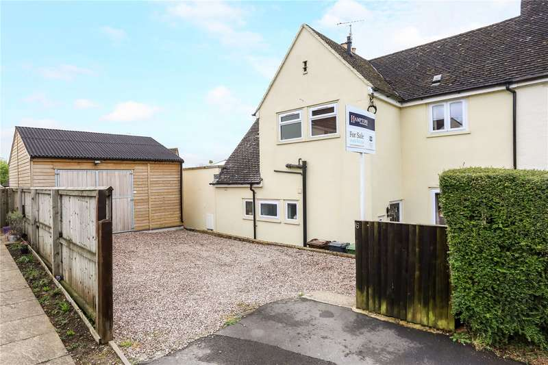 3 Bedrooms Semi Detached House for sale in Canton Acre, Painswick, Stroud, Gloucestershire, GL6