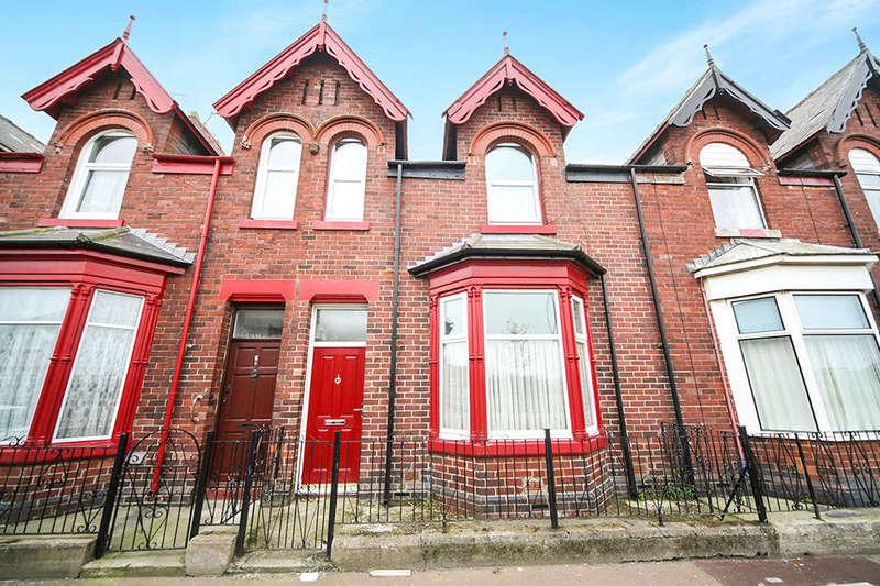 4 Bedrooms Property for sale in Ridley Street, Southwick, Sunderland, SR5