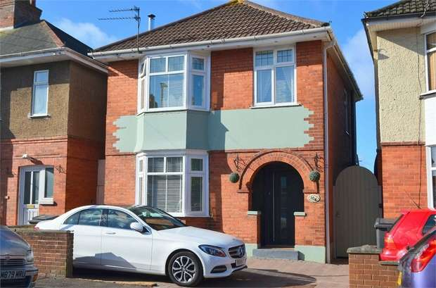 4 Bedrooms Detached House for sale in Elmes Road, Moordown, Bournemouth