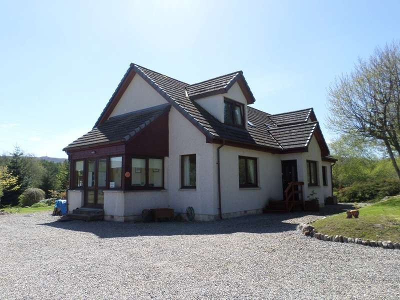 4 Bedrooms Detached House for sale in 2 The Steadings, Auchterawe, Fort Augustus, PH32 4BT