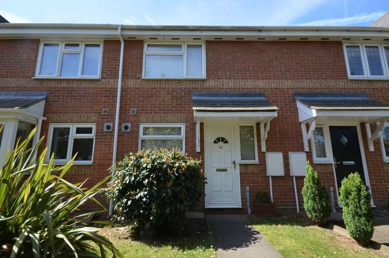 2 Bedrooms Terraced House for sale in Barleyfields, Witham