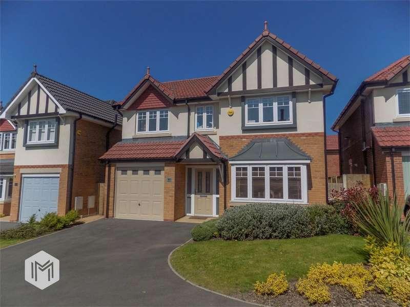 4 Bedrooms Detached House for sale in Napier Drive, Horwich, Bolton, Lancashire