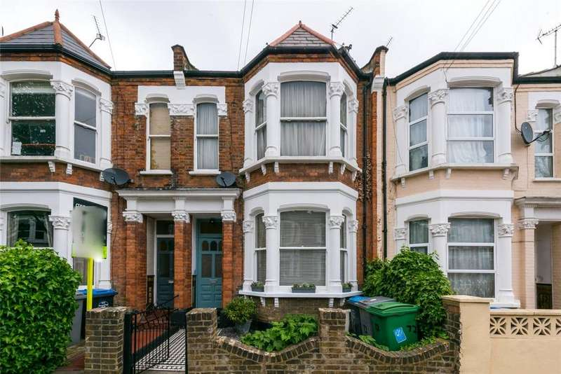 2 Bedrooms Flat for sale in Leighton Gardens, London, NW10