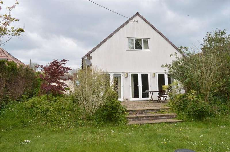 4 Bedrooms Detached House for sale in Crewkerne Road, Higher Frome Vauchurch, Dorchester, Dorset