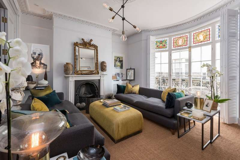 4 Bedrooms End Of Terrace House for rent in Bloomsbury Place, Kemp Town Village, Brighton