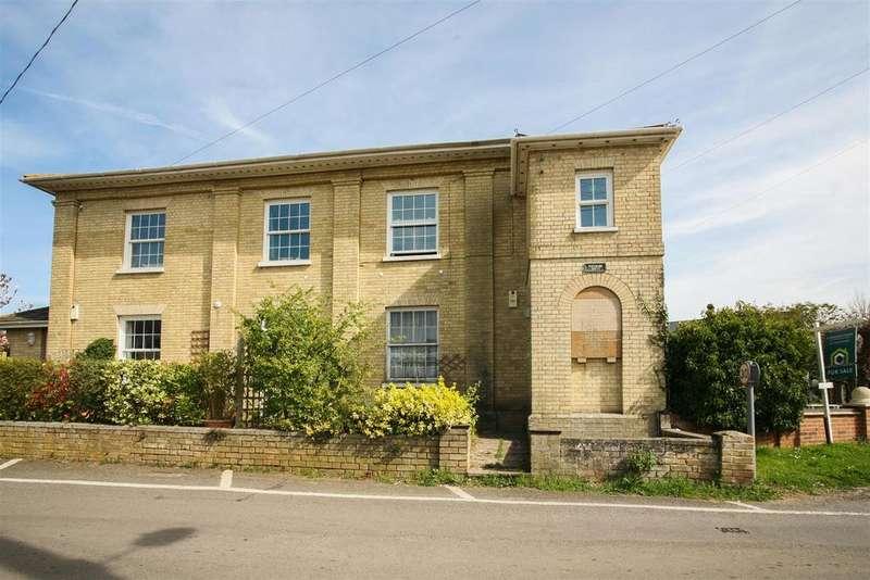 2 Bedrooms Flat for sale in Chapel Lane, Wickham Market, Woodbridge