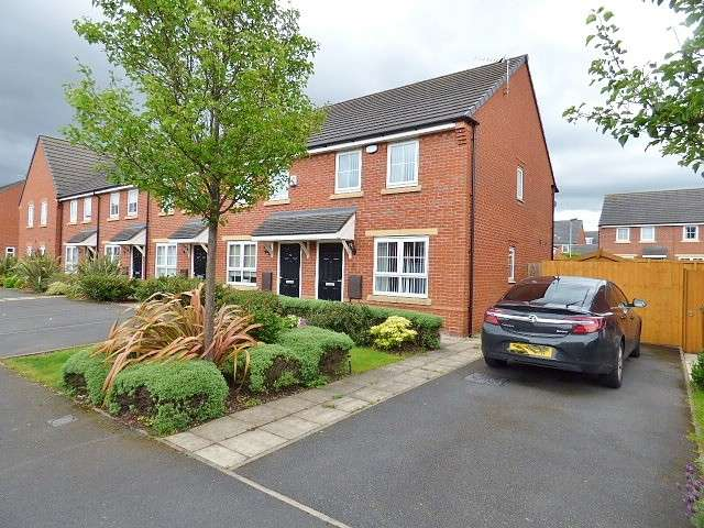 2 Bedrooms House for sale in Dallas Drive, Great Sankey, Warrington