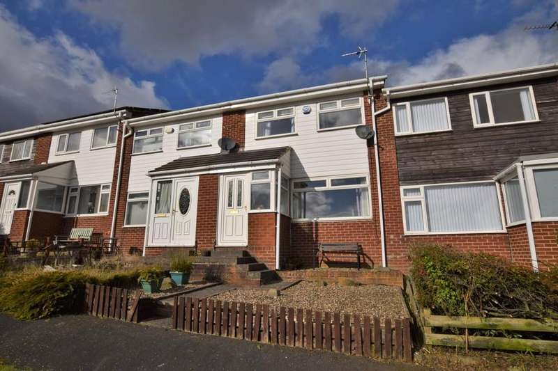 3 Bedrooms Terraced House for sale in Kinross Drive, East Stanley