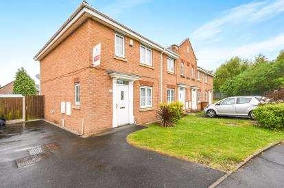 3 Bedrooms Terraced House for sale in Sky Lark Rise, St Helens, Merseyside, Uk, WA9