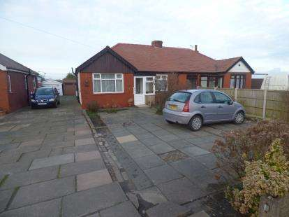 2 Bedrooms Bungalow for sale in New Cut Lane, Birkdale, Southport, Merseyside, PR8
