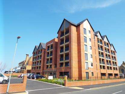 1 Bedroom Flat for sale in Orchid Court, South Promenade, Lytham St Annes, FY8