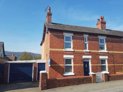 4 Bedrooms Semi Detached House for sale in Goodwin Villas, Stryt Isa, Hope, Wrexham, LL12