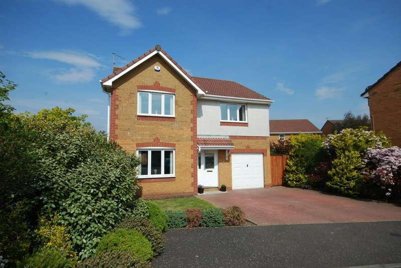 4 Bedrooms Detached Villa House for sale in 6 Boyd Place, Troon, KA10 7LU