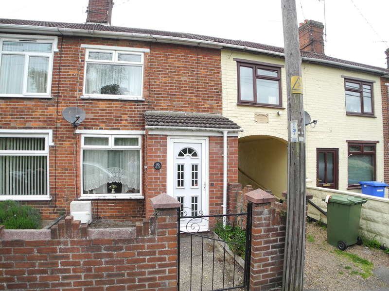 3 Bedrooms Terraced House for sale in Caxton Road, Beccles