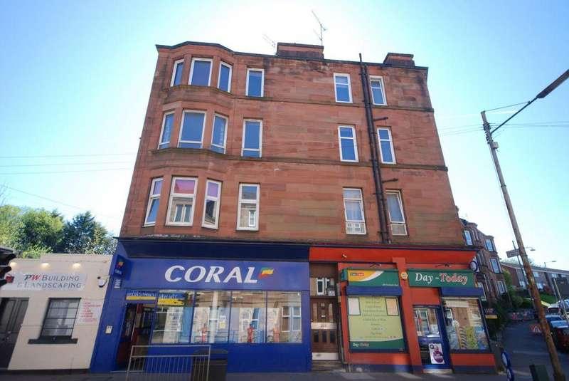 2 Bedrooms Flat for sale in 1/2, 22, Newlands Road, Newlands, Glasgow, G44 4EL
