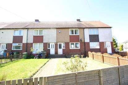 2 Bedrooms Terraced House for sale in Craig Crescent, Waterside, Kirkintilloch, Glasgow, East Dunbartonshire